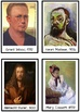 Artist Self-Portrait Cards