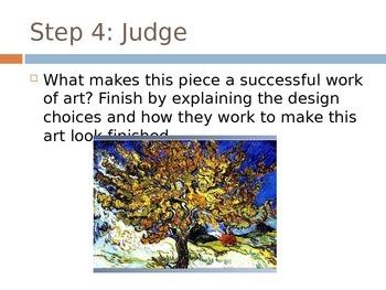Artist Statement Powerpoint