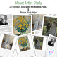 Artist Study: Claude Monet Art Study and Notebooking Pages