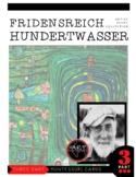 Artist Study -  Friedensreich Hundertwasser Montessori 3 Part Cards w /Display