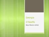 Artist Study: Georgia O'Keeffe