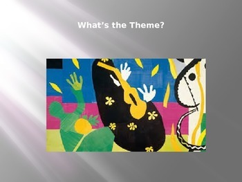Artist Study: Henri Matisse