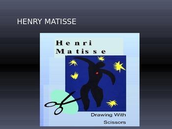 Artist Study: Matisse