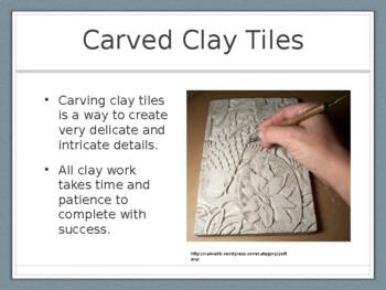 Artist Tiles Presentation