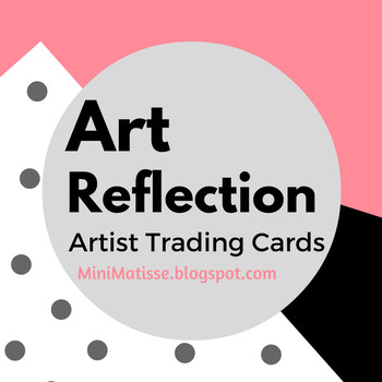 Artist Trading Card Reflection