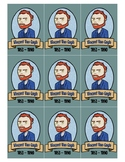 Artist Trading Cards: Van Gogh