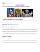 Artist Worksheets Bundle