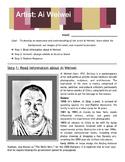 Artist and Activist Ai Weiwei