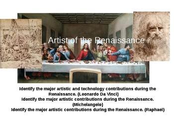 Artist of Renaissance