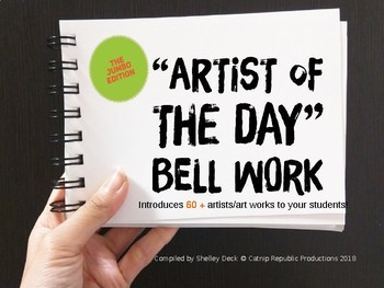 Artist of the Day Bell Work For Saskatchewan Arts Educatio