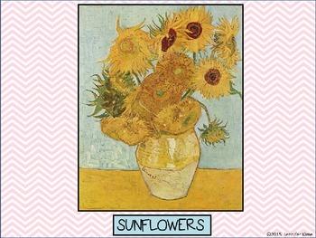 Artist of the Month - Vincent Van Gogh