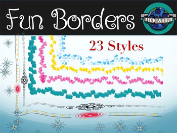 Fun Borders Package