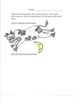 Read It - Draw It, A LanguageART lesson for the classroom.