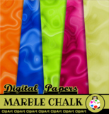 Artistic Marble Chalk Papers
