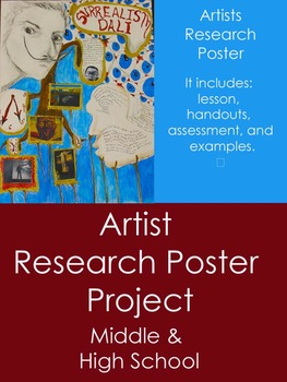 Artist /Art History Research Project