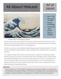 Japanese Art Sketchbook Prompt-Hokusai