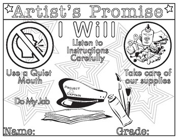 Artists' Promise