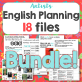Artists Topic Bundle Perfect for 5 to 8yos