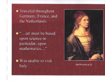 Artists as Art Is: Albrecht Durer