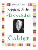 Artists as Art Is: Alexander Calder