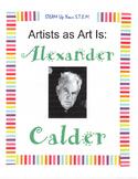 Artists as Art Is: Alexander Calder