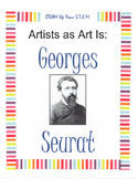 Artists as Art Is: Georges Seurat