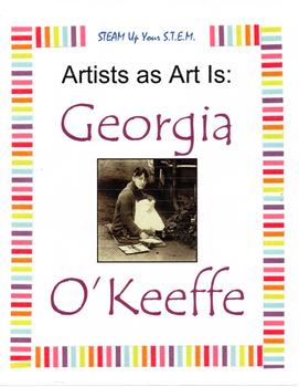 Artists as Art Is: Georgia O'Keeffe