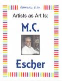 Artists as Art Is: MC Escher