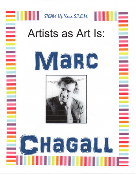 Artists as Art Is: Marc Chagall