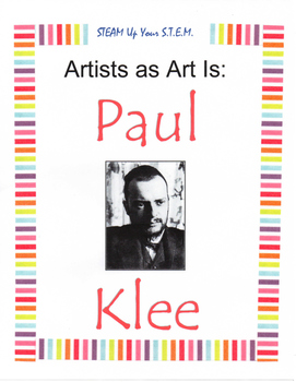 Artists as Art Is: Paul Klee