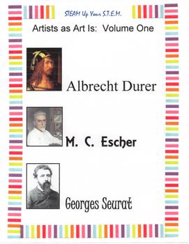 Artists as Art Is Vol. 1