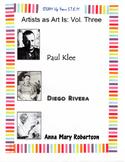 Artists as Art Is Vol. 3