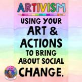 Artivism Posters