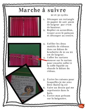 Rentrée Scolaire /All about me/First day of school activities French/school