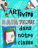 La Rentrée Scolaire /French All about me / First day of school