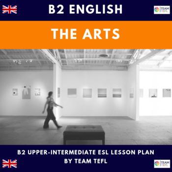Arts B2 Upper-Intermediate Lesson Plan For ESL