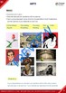 Arts C1 Advanced Lesson Plan For ESL