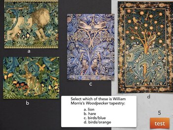 Arts Crafts Movement - Art History - UK - USA - William Morris - 175 Slides