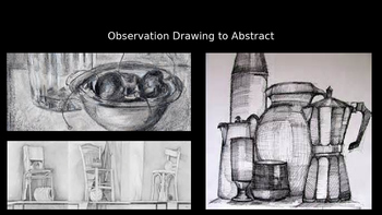 Arts Curriculum Observation Drawing
