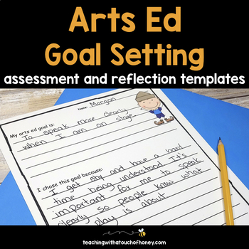 Assessment and Goal Setting in Arts Ed