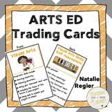Goal Setting For Students | Arts Education | Assessment | Trading Cards