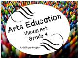 Arts Education (Visual Arts) Grade 4