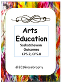 Arts Education (Visual Arts) Grade 5
