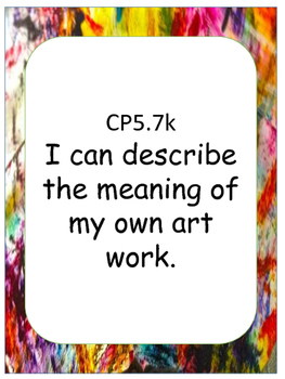 Arts Education (Visual Arts) Grade 5