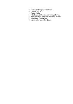 Arts & Humanities: Baroque Era Vocabulary List and Works
