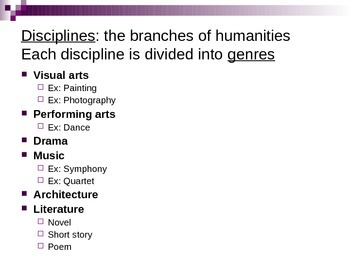 Arts & Humanities Starter Kit - an intro to evaluating all humanities