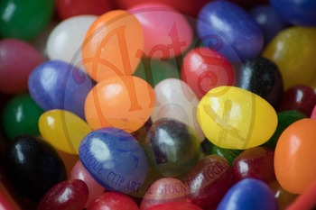 Stock Photo - Photograph - Jelly Beans - candy