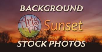 Stock Photos - Photographs - Sunset - Sky