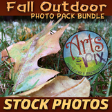 "Stock Photos - ""Fall Outdoors"" - Autumn photo pack BUNDLE - Arts & Pix"