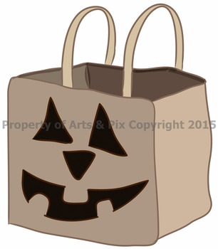 "CLIPART - ""Halloween"" Themed ClipArt Pack - color PNG"